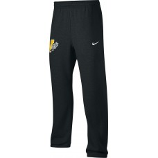 Inglemoor Track 24: Adult-Size - Nike Team Club Fleece Drawstring Pants (Unisex) - Black