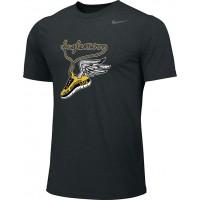 Inglemoor XC 10: Adult-Size - Nike Team Legend Short-Sleeve Crew T-Shirt - Black