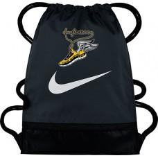 Inglemoor XC 30: Nike Brasilia Drawstring Backpack/Gym Sack - Black